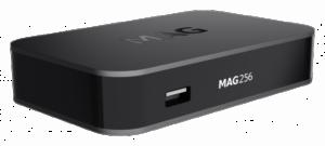 MAG 256 IPTV Box